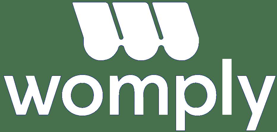EMT white Womply logo
